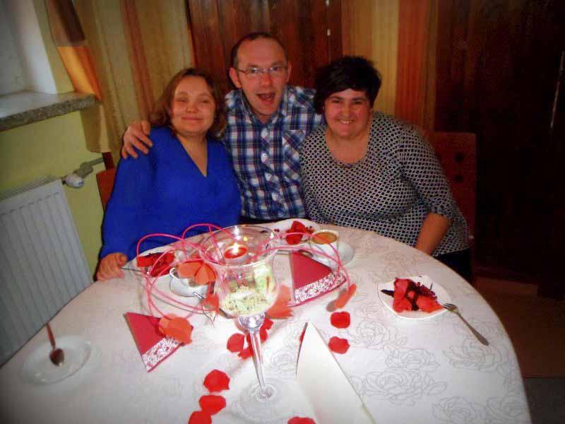 Walentynki W Kawiarni Roma